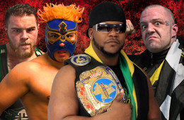 NECW's BLAZING SUMMER Continues with 2 Big Shows at the 2015 BROCKTON FAIR, July 4th & 11th