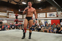 WATCH: NECW ONLINE 13: From BASH 15, German Champion Juvenile X Makes His American Debut