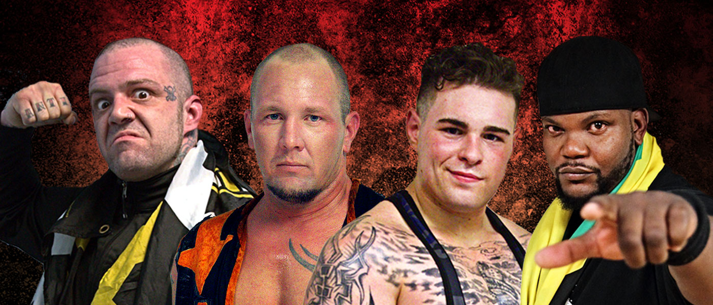 NECW presents Two Big Events in May: DOUBLE INTENSITY on May 7 in Wakefield and BOUTS FOR THE SCOUTS to Benefit Abington Pack 11 Cub Scouts on May 21